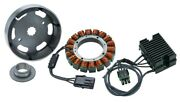 Complete 40 Amp Charging System Rotor Stator For 03-06 Harley Twin Cam 17837