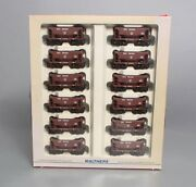 Walthers 932-4452 Ho Scale Great Northern Ore Cars 12-pack Ln/box