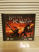 Ubisoft Battle Realms Game For Pc - Rated T