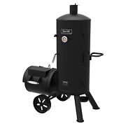 Dyna-glo Signature Series Heavy-duty Vertical Offset Charcoal Smoker And Grill