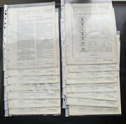 Ford Motor Company Service Bulletin Sheets Themes Commercial Vehicles 1953-60