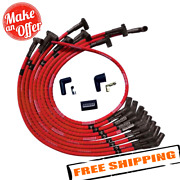 Moroso 52570 Ultra Spark Plug Wire Set For Ford Small Block 260 289 302