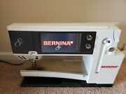 Bernina 830 Sewing/quilting/embroidery Machine With Bsr Stitch Regulator 7.5 Hrs