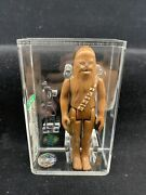 1977 Star Wars Loose Action Figure Chewbacca Kenner Vintage Afa 75 Ex+/nm