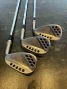 Pxg 0311 Sugar Daddy Raw Wedge Prototype Tour Only 3 Modus 115 Sets From Japan
