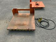 Scott Handling Industrial Lift And Tilt Table 51x51 Table Top 4000 Lbs