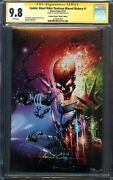 Cosmic Ghost Rider Destroys Marvel History 1 Cgc 9.8 Signed Crain Virgin Cover
