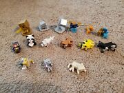 Minecraft Minifigure Lot Of 15 - Chase Wandering Trader Misc.