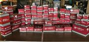 Huge Lot Of 58 Dept 56 Merry Makers Monks In Boxes Ex Cond. Xmas. Free Shipping