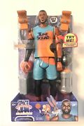 Lebron James Space Jam A New Legacy Ultimate Tune Squad 12andrdquo Action Figure New