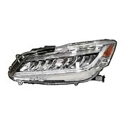 New Oem Factory Driver Side Headlight Assembly 33150t2aa42