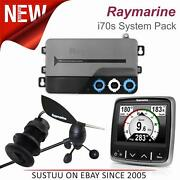 Raymarine I70s Instrument System Pack│i70s Display/ Ais Repeater/ Wind And Dst Txd