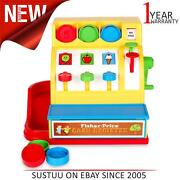 Fisher Price 02073 Classic Cash Register Infant Kids Toy│coins Included│age 2+