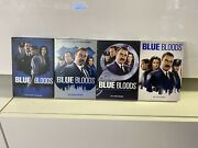 Blue Bloods Complete Season 1 2 3 5 Dvd 4 Box Sets Discs Are Perfect Free Ship