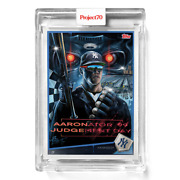 Topps Project 70 Card 555 - Aaron Judge By Ces -presale-