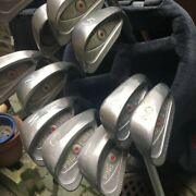 Ping Eye 2 Golf Iron 11 Sets2-lsw W/bag From Japan
