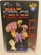 Gk Nt Models Gall Force Figure Series Lufy 1/6 Resin Super Rare And Vintage