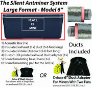 The Silent Crypto Currencies Antminer System Extra Large - Model 6