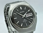 Seiko Vintage 1960s Lord Matic 25 Jewels Day-date Wristwatch Automatic 5606-7120