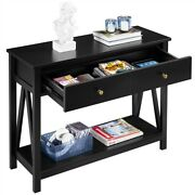 Console Table For Entryway Sofa Table Narrow Long Side Table For Living Room