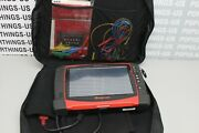 Snapon Verus Pro D10 Ssd Diagnstic Scan Tool Eehd301-6 Scanner