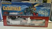 Bachmann Big Hauler The Night Before Christmas Electric Train Set G-scale 90037