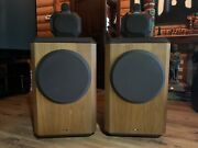 Pair Vintage Bandw Model 801 Speakers Bowers Wilkins Local New Jersey Pickup Only