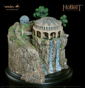 White Council Chamber Weta Polystone Diorama The Hobbit - An Unexpected Journey