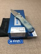 Discontinued Benchmade 535-1901 Bugout Limited Edition 307 Of 2000 New In Box