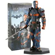 Slade Wilson Deathstroke Pvc Action Figure Comics Collectible Model Toy 12 Gift