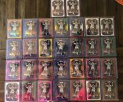 🔥allen Iverson 2020-21 Prizm Lot White Sparkle Shimmer Pulsar Mojo And More🔥