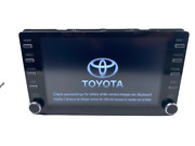 2021 2022 Toyota Camry 8 Display Am-fm Radio Touch-screen Entune 3.0 Oem