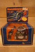 Dfc Dragonrider Of The Styx Skull Sled Fantasy Action Free Wheel Vehicle Figure