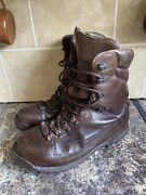 British Army Issue Karrimor Sf Cold Wet Weather Goretex Boots - Size 10m