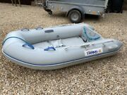 Trans E Inflatable Rib Boat 2.5m With Tohatsu Outboard Engine