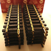 Lgb Lehmann 10000 1000 12 Pieces Of G Scale Straight Track 300mm New