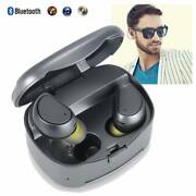Wireless Twins Mini Earphones Headset Bluetooth Stereo Earbuds For Apple Android