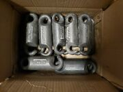 Srs Hardware Hew2 Hook And Eye Linkable Sash Weights Qty 15 - Roughly 30 Lbs