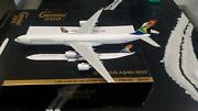 Gemini Jets South African Airways A340-642 1200 G2saa587 1995s Colors Zs-snb