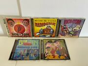 Lot Of 5 Bob And Tom Cds Camel Toe, You Guys Rockand Radiogram And More