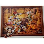 Discontinued Items Disney Jigsaw Puzzle Figure Valuable