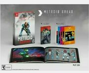 Pre-order Metroid Dread Special Edition Nintendo Switch Limited