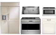 Monogram Pro Package With 48 Panel Ready Refrigerator And 48 Gas Range