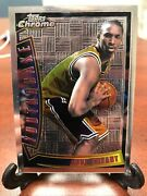 Kobe Bryant Rookie Card Topps Chrome Youthquake Yq15-excellent Conidition