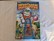 New Rare Tomy Kongman Vintage Board Game Marble Haunted House Sonic Mountain Toy