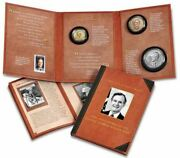 George Herbert Walker Bush - Proof Coin/medals And Chronicles Set Limited