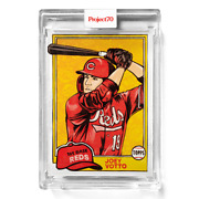 Topps Project 70 Card 563 - 1981 Joey Votto By Blake Jamieson -presale-