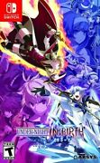 Under Night In-birth Exe Late[cl-r] - Nintendo Switch Standard Edition