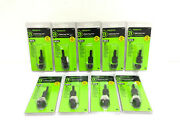 Lot 9 Greenlee 11170 Hole Deburring Tool Brand New