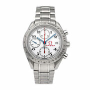 Omega Specialities Olympic Jeux Auto Montre Homme Acier Date 323.10.40.40.04.001